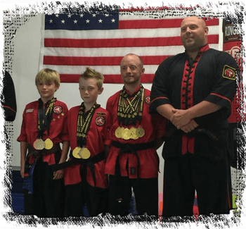 Rochester Kung-Fu & Fitness Family Program