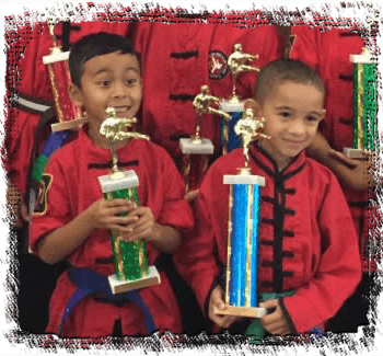Rochester Kung-Fu & Fitness kids
